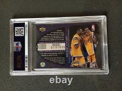1997 Spx Kobe Bryant Psa 10 Die Cut Hologram! Super Fire