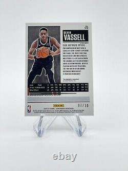 2020-21 Panini Contenders Gold Rookie Ticket Devin Vassell RC AUTO /10 Spurs