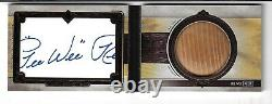 2020 Topps Transcendent Pee Wee Reese CUT AUTO BAT KNOB RELIC #1/1 signed BOOK