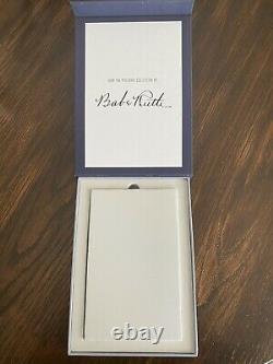 BABE RUTH Signed Cut Signature Encapsulated BECKETT 1/1 PLUS Unopened Relic