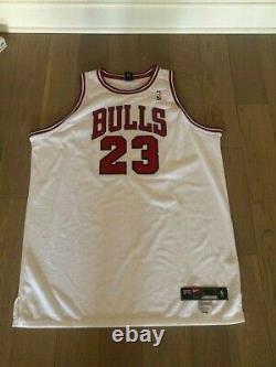 Michael Jordan Framed Autographed Pro Cut Style Jersey UDA SHO11819 MSRP$14999