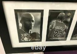 Michael Jordan Framed Un Signed 93/94 Bulls Pro-cut Jersey Limited Ed 200 Uda 46